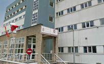Sede del Servicio Cántabro de Salud