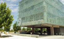 Edificio del Servicio de Salud de Castilla La Mancha (Sescam)