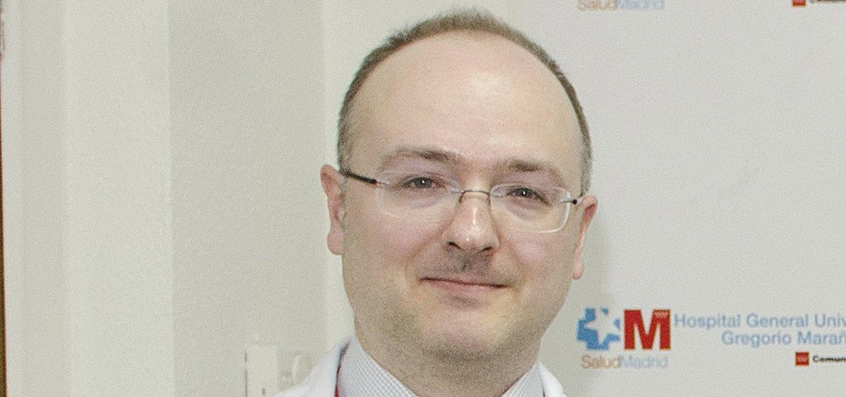Iván Márquez Rodas, oncólogo médico del Hospital General Universitario Gregorio Marañón y codirector del proyecto BO-112 .
