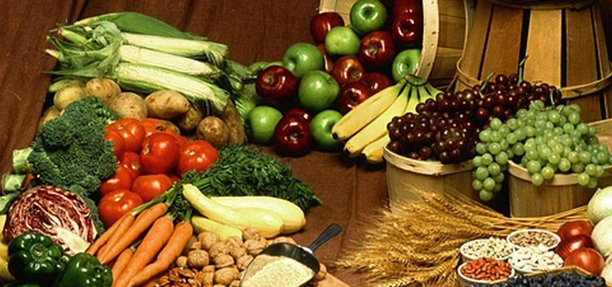 Dieta mediterránea (Foto: Pixabay)