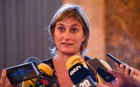 La consejera de Salud de la Generalitat de Cataluña, Alba Vergés. / Foto: @AlbaVerges