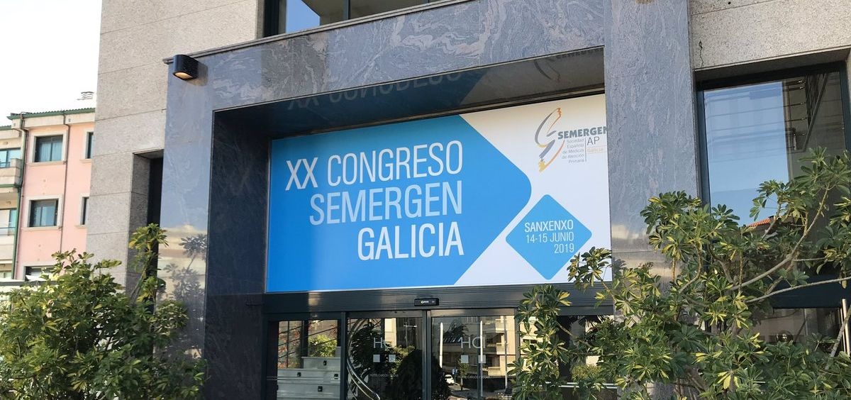 El Hotel Carlos Silgar de Sanxenxo (Galicia), sede del XX Congreso de SEMERGEN Galicia