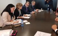 Carcedo lleva a Luxemburgo el Plan Nacional frente a las pseudoterapias