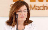 Carmen Pantoja, gerente del Hospital Universitario Infanta Leonor