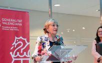 Ana Barceló, consejera de Sanidad Universal de la Comunidad Valenciana