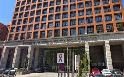 Desalojan el Ministerio de Sanidad por un aviso de bomba