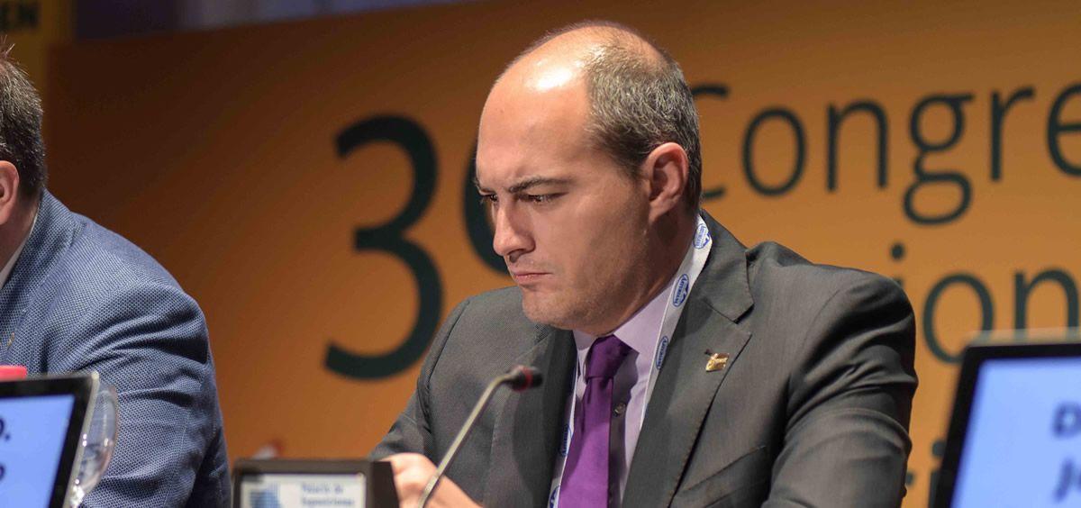 El doctor Sergio Cinza, vicepresidente segundo de la Sociedad Española de Médicos de Atención Primaria (SEMERGEN)