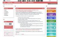 Modificación de la convocatoria en la web de la Escuela Valenciana de Estudios de la Salud