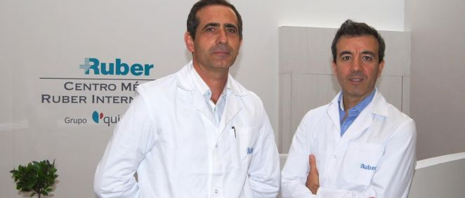 El equipo de cirugía plástica de FEMM Cirugía y Medicina Estética está fundado por los doctores Ramón Calderón Nájera y Carlos Gullón Cabrero