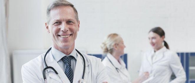 Médicos del SNS