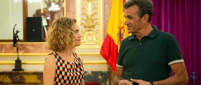 Meritxell Batet apoya la iniciativa Parlamentos solidarios