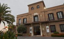 Fachada del Colegio de Médicos de Málaga
