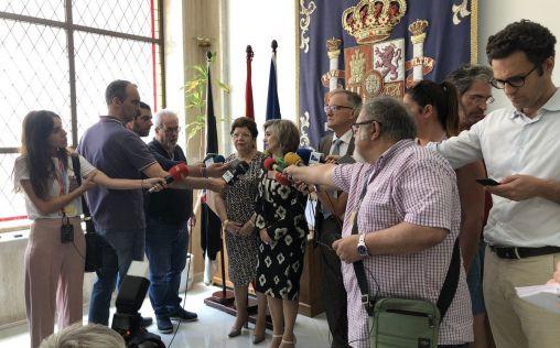 """Carcedo: """"Hemos reducido un tercio las listas de espera en Ceuta"""""""