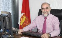 Fernando Domínguez, consejero de Sanidad
