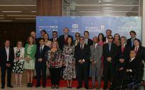 La Reina Letizia entrega los Premios Discapnet de Fundación ONCE