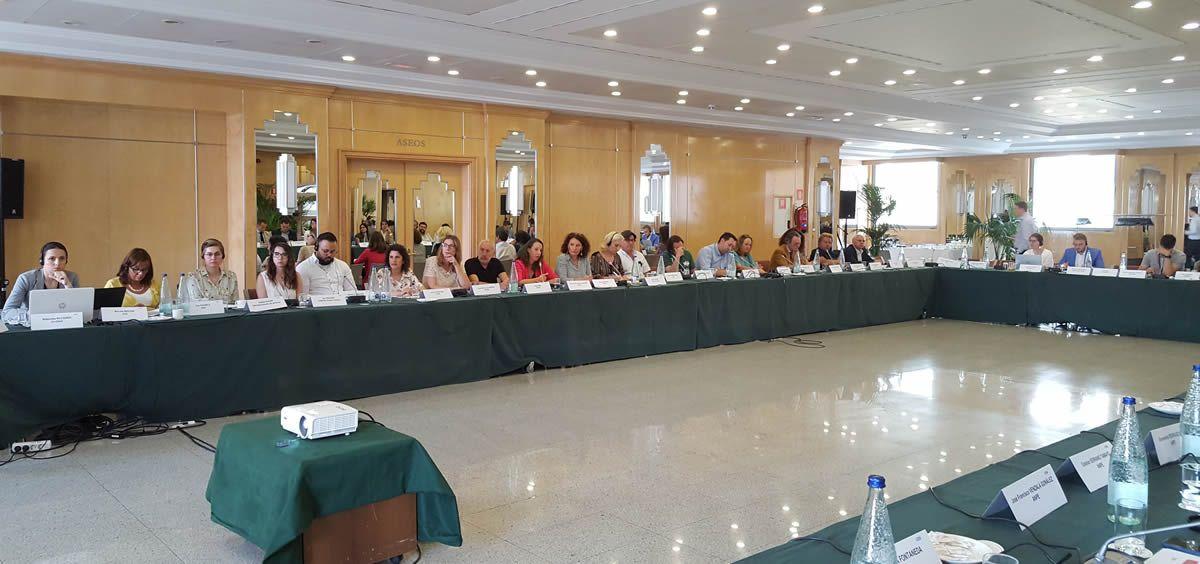 Seminario sobre agresiones organizado por la Confederación Europea de Sindicatos Independientes (CESI)