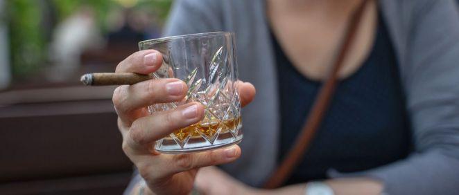 Alcohol y tabaco / Foto: Pixabay