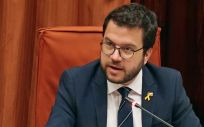 Pere Aragonès, vicepresidente de la Generalitat y conseller de Economía y Hacienda (Foto. Parlament.cat)