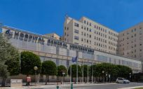 Fachada del Hospital General Universitario de Alicante | Foto: Wikipedia