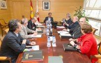 Reunión del Consejo de Gobierno de Cantabria.