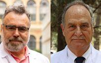 Eduard Vieta y Miguel Casas, jefes de los grupos del CIBERSAM participantes en el estudio/ Foto: ConSalud.es