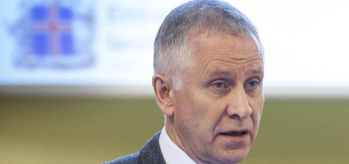 El jefe de Epidemiología del Ministerio de Sanidad del país nórdico, Thorolfur Gudnason (Flickr)