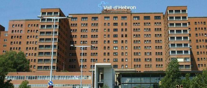 Fachada exterior del hospital Vall d'Hebron (Foto. Página del hospital)