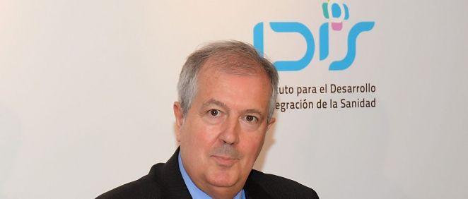 Luis Mayero, expresidente del Instituto para el Desarrollo e Integración de la Sanidad (Foto: Fundación IDIS)