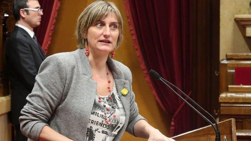 Alba Vergés, consejera de Salud de Cataluña. (Foto: ConSalud)