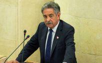 Miguel Ángel Revilla, presidente de Cantabria / Foto: @prcantabria