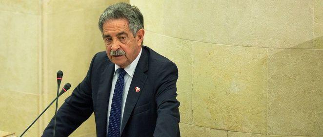 Miguel Ángel Revilla, presidente de Cantabria en funciones / Foto: @prcantabria
