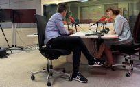 La Consejera de Salud del País Vasco, Nekane Murga, durante la entrevista concedida a Radio Euskadi | Foto: Twitter de Osakidetza (@osakidetzaEJGV)