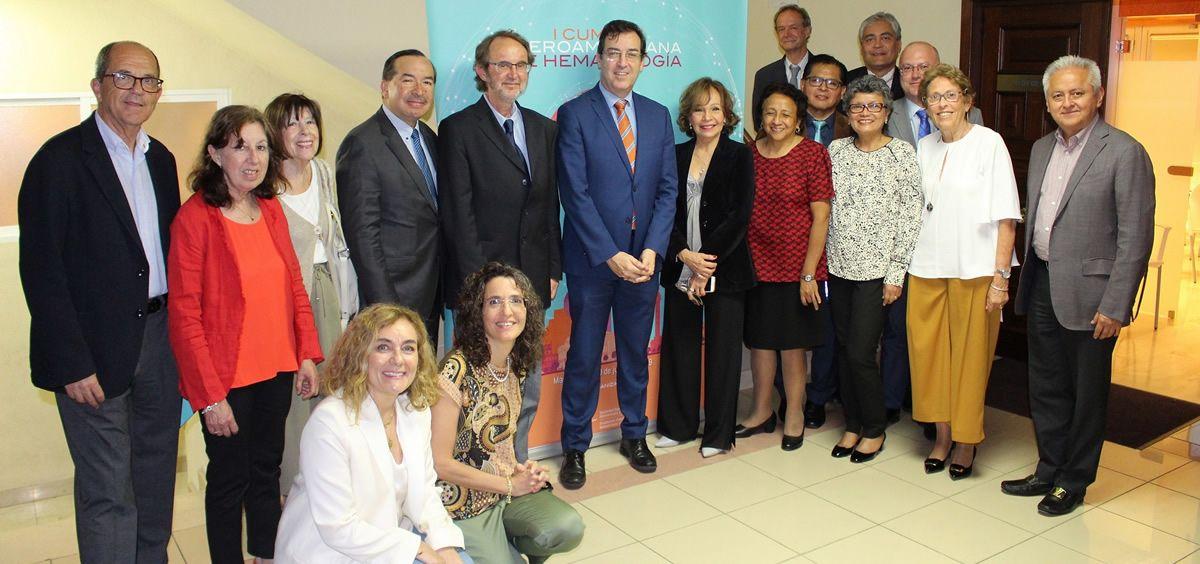 I Cumbre Iberoamericana de Hematología/ Foto: ConSalud.es