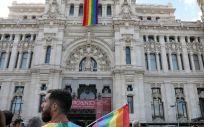 Imagen del Palacio de Correos en la Plaza de Cibeles de Madrid. / Foto: Ayuntamiento de Madrid.