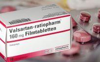 El valsartán es un medicamento prescrito para la hipertensión (Montaje ConSalud.es)