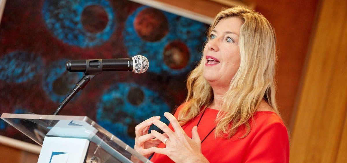 Patricia Gómez, consejera de Salud de las Islas Baleares / Foto: ConSalud.es