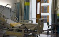 Cama de un hospital (Pixabay)