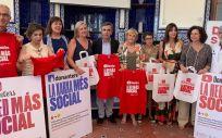 'Donanters, la red más social' por la transfusión de sangre