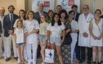 Foto del acto (Comunidad de Madrid)