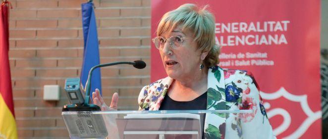 La consejera de Sanidad Universal y Salud Pública de la Comunidad Valenciana, Ana Barceló (Foto: Generalitat Valenciana)