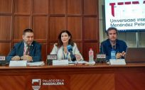 Una instantánea de la inauguración de la jornada dirigida por el Instituto de Salud Carlos III (ISCIII) en el marco de los cursos de verano de la Universidad Menéndez Pelayo (UIMP). / Foto: ISCIII