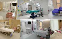 Así son los nuevos paritorios del Hospital Universitario Quirónsalud Madrid. / Foto: Quirónsalud