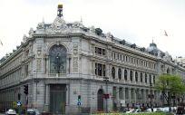 Sede del Banco de España / Foto: Wikipedia