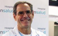 El Dr. Fernando Serrano (Quirónsalud)