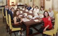 Primera reunión del nuevo Consejo de Gobierno de las Islas Baleares (Foto. Gobierno de Baleares)
