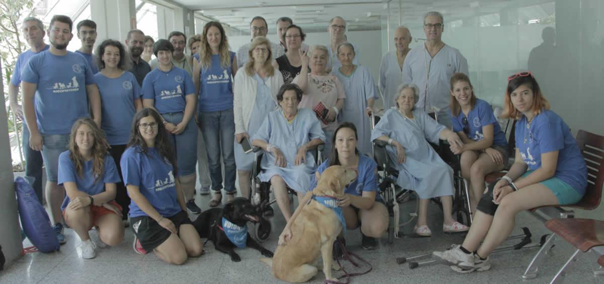 Foto de la visita deTara y Cacao (ConSalud.es)
