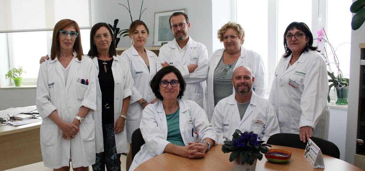 Profesionales del Hospital Doctor Peset (Comunidad Valenciana)