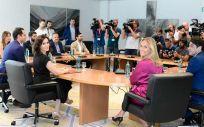 El PP y Ciudadanos de la Comunidad de Madrid han firmado un pacto de gobierno con 155 medidas. (Foto: Twitter PP de la Comunidad de Madrid)