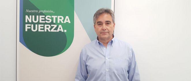 El presidente del Sindicato de Enfermería (Satse), Manuel Cascos | Foto: Satse