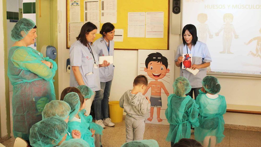Más de 360 niños conocen los quirófanos del Vinalopó